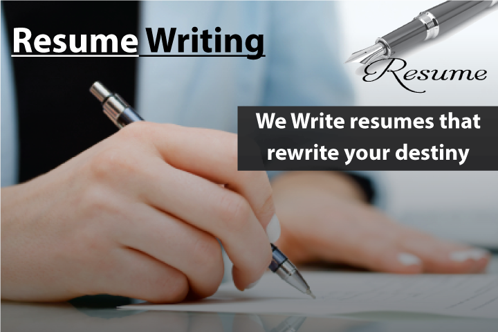 Resume Writing Experts